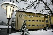 Blick auf das Zentrum Chlotisberg in Gelfingen. (Bild Chris Iseli/Neue LZ)