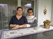 Bea und Ramona Odermatt übernehmen die «Alte Post» in Spiringen. (Bild: PD)