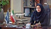 Die erste Chefin von Iran Air: Farsaneh Scharafbafi. (Bild: Iran Air)