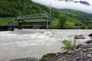 Teilrevision des Wasserrechtsgesetzes in Nidwalden. Im Bild: Die Engelbergeraa (Aawasser) in Nidwalden. (Bild: Markus von Rotz/ Neue NZ)