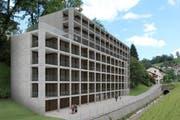 So soll das Gebäude am Wiggernweg aussehen, wenn es fertig ist. (Bild: PD)