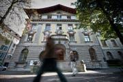 Das Stadthaus in Luzern (Archivbild) (Bild: Boris Bürgisser)
