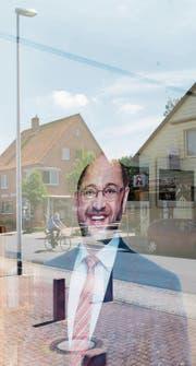 SPD-Kanzlerkandidat Martin Schulz liegt in Umfragen hinten. (Bild: Julian Stratenschulte/Keystone (Hannover, 18. Juli 2017))