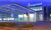 Einkaufszentrum Zugerland in Steinhausen. (Bild: PD)