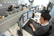 Die Online-Redaktion sucht Verstärkung. (Bild: Boris Bürgisser / Neue LZ)