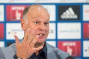Marcel Kälin ist ab dem 1. Oktober der neue CEO des FC Luzern. (Bild: Keystone)