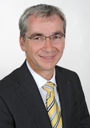 Erich Ettlin (CVP, neu). (Bild: PD)