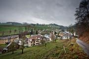 Blick auf die Gemeinde Ebersecken. (Symbolbild LZ)