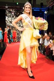 Michèle Lanz hat es geschafft: Sie ist die Schönste unter den zehn schönsten Zentralschweizerinnen. (Bild: PD / Ralph Schmid)