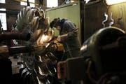 Der Hersteller von Wasserturbinen setzt bei der Produktion in Kriens den Rotstift an. (Archivbild Neue LZ)