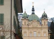 Das Kollegium Schwyz. (Bild Bert Schnüriger/Neue SZ)