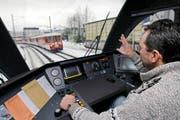 Die Zentralbahn hat gleich zwei wichtige Auszeichnungen für Qualität erhalten. (Symbolbild Remo Nägeli/Neue LZ)