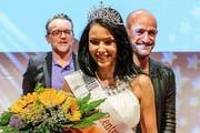 Nikol Nikolova ist frisch gekrönte Miss Zentralschweiz. (Bild: pd/Michael Truffer)