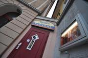 Vor der Nightbar Taverne in Erstfeld wurde am Morgen des 4. Januar ein Schuss abgegeben. (Bild Urs Hanhart/Neue UZ)