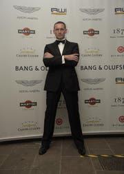 James Bond alais James Taggart. (Bild: PD)