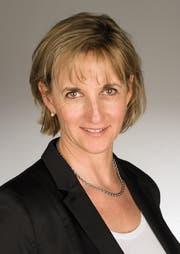 Neue Geschäftsleiterin des Spitex Kantonalverbandes Luzern: Beatrice Augstburger Bärtschi. (Bild: pd)