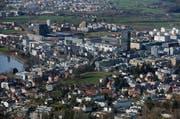 Schnelles Wachstum in Zug. (Bild: Stefan Kaiser / Neue ZZ)