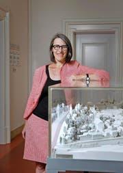 Friederike Pfromm (48) (Bild: Neue LZ)