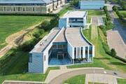 Der GC Europe Hauptsitz im belgischen Leuven. (Bild: PD)