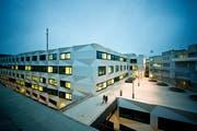 Die Universität Luzern. (Bild: Dominik Wunderli / Archiv Neue LZ)