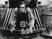 Seiner Zeit voraus: Regisseur und Hauptdarsteller Buster Keaton im epischen Stummfilm «The General». (Bild: Hulton Archive/Getty)