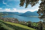 Für die Region Ägerital-Sattel gibt es nun ein Tourismus-Vermarktungskonzept. (Bild: Christian H. Hildebrand (Oberägeri, 22. September 2017))