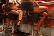 Im «Krienbrüggli» soll illegal Prostitution betrieben worden sein. (Symbolbild) (Bild: Keystone)