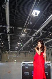 Katie Melua wird am Samstag in der neuen Messehalle auftreten. (Bild: Bildmontage/Bild PD)