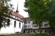 Bei der Luzerner Franziskanerkirche wurden die Opferstockdiebe festgenommen. (Bild: Archiv LZ)