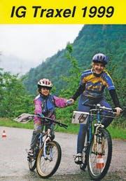 Der Radsport begeisterte Linda Indergand schon als sechsjähriges Mädchen. (Bild Familienarchiv)