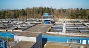 Die Kläranlage Buholz in Emmen muss eine neue Filtrationsanlage bauen. (Bild: Manuela Jans-Koch (7. März 2014))