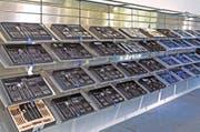 Blick ins Verkaufsgeschäft von Sola in Emmen. (Bild: PD)