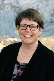Helen Keiser ist als Kantonsratspräsidentin die höchste Obwaldnerin. (Archivbild: pd)