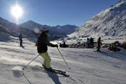 Auch das Skigebiet am Nätschen ist von den Ausbauplänen betroffen. (Bild: Urs Hanhart/Neue UZ)
