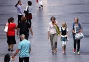 Die ständige Wohnbevölkerung des Kantons Luzern wächst überdurchschnittlich. (Symbolbild) (Bild: Werner Schelbert / Neue ZZ)