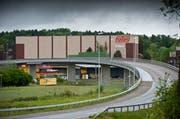 Die Folag AG Folienwerke in Sempach Station. (Archivbild Boris Bürgisser)