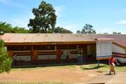Spital in Kombewa, wo der junge Modrik gegen Malaria behandelt wurde. (Bild: Yasmin Kunz (Kombewa, Kenia, 30. November 2017))