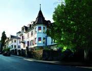 Die zu gründende Stiftung Hospiz Zentralschweiz wird die Liegenschaft langfristig mieten. (Bild: PD)