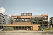 Gemeindehaus Horw (Bild: PD/Lukas Murer)