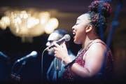 Annika Chambers ist drauf und dran, im ersten Glied mit den ganz grossen Blues- und Soulsängerinnen zu stehen.