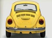 Der Superkäfer aus dem Jahr 1974: der VW 1303 mit grossen Rückleuchten, Elefantenfüsse genannt. (Bild: Prestel)