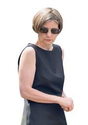 Die Witwe des Kanzlers: Maike Kohl-Richter (53). (Bild: EPA)