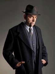 Auch Kommissar Maigret ist in der Geschichtensammlung vertreten. Im Bild verkörpert von Rowan Atkinson für eine neue BBC-Produktion.