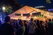 Besucher am 9. Luzerner Fest. (Bild: PD/Luzerner Fest)