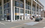 Der Angriff ereignete sich vor der Post an der Centralstrasse in Sursee. (Bild: Google Streetview)
