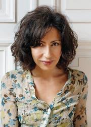 Die französische Autorin Yasmina Reza. (Bild: Pascal Victor)