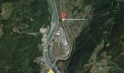 Ans KW Bristen AG wird ein Generator geliefert. (Bild: googlemaps)