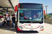 Das Busangebot im Bezirk Küssnacht wird auf den Fahrplanwechsel im Dezember angebasst. (Bild: PD)