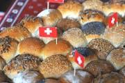 Einige Zentralschweizer Höfe bieten am 1. August noch freie Plätze zum Brunchen. (Bild: Archiv Neue LZ)