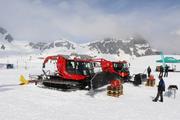Die Schweizermeisterschaft der Pistenfahrzeugfahrer findet am 31. März statt. (Bild: Sportbahnen Melchsee-Frutt/Aline Hug)